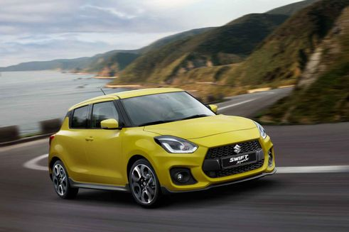 Suzuki New Swift Sport - Garage Tanner AG